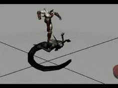 Kevin Rucker God of War Reel - YouTube