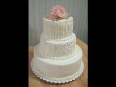 Do-It-Yourself Wedding Cake for Under $50