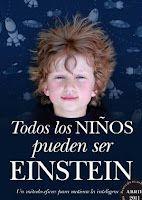 """""""Todos los niños pueden ser Einstein"""", de Fernando Alberca"""