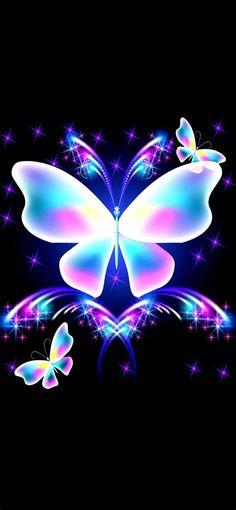 Purple Aesthetic Butterflies Wallpapers - Wallpaper Cave