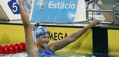 Camila Lins Mello, nadadora minastenista, comemora bons resultados internacionais neste ano – FrancisSwim