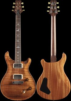 PRS Wood Library Ted McCarty DC 245 Copper Rosewood Neck (305)