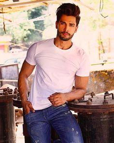 Rohit Khandelwal #men #male #model #style #fashion