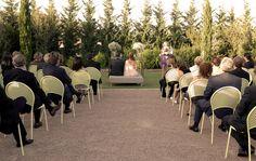Ceremonia en los jardines del Hotel Spa La Romana