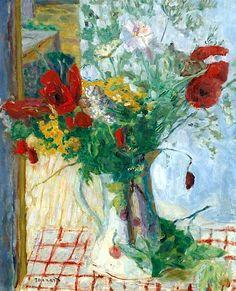 Fleurs de Champ Pierre Bonnard