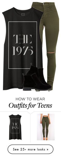"""Goodnight"" by lovejaycii on Polyvore featuring Lucky Brand, women's clothing, women, female, woman, misses and juniors"