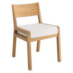 RADIUS Oak dining chair | Buy now at Habitat UK