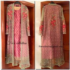 Wow Women's Ethnic Fashion, New Fashion Saree, Indian Fashion, Fashion Outfits, Fashion Clothes, Pakistani Dress Design, Pakistani Dresses, Indian Dresses, Western Dresses