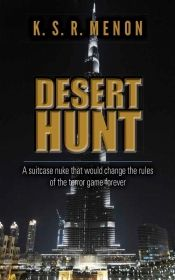 Desert Hunt by K S R Menon - OnlineBookClub.org Book of the Day! @OnlineBookClub