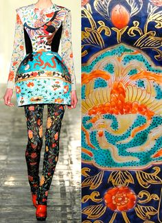 mary katrantzou/auctions at bukowskis #ornamental #fashion #art