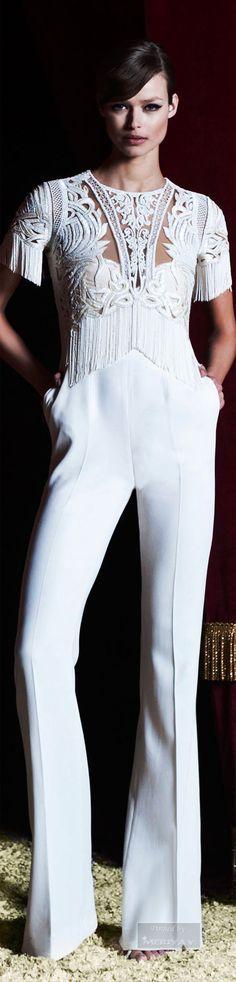 Zuhair Murad amazing full body suit