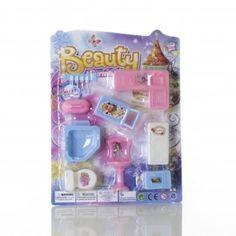 Jogo Pástico Mini Móveis
