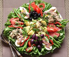 It's here again and I am always excited to get my weekly assignment!!! This is a truly magnificent salad with so many lovely flavours. It originated in Nice which was under Italian rule until the 1860's. It has a very antipasto feel to it and that is why. I honestly don't know when I... Read More »