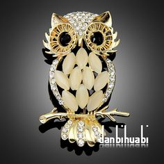 Like and Share if you want this  Top quality Fashion Jewelry Studded Crystal Cat Eye Stone Rhinestone Owl Brooch Bird Brooches pin for Women  Ag005     Tag a friend who would love this!     FREE Shipping Worldwide     Get it here ---> http://jewelry-steals.com/products/top-quality-fashion-jewelry-studded-crystal-cat-eye-stone-rhinestone-owl-brooch-bird-brooches-pin-for-women-ag005/    #earrings