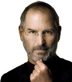Steve Jobs, adoptee, was the co-founder and CEO of Apple.