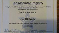Senior Mediator