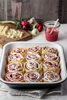 Yummy Recipes, Quick Bread Recipes, Baking Recipes, Muffin Recipes, Bread Cake, Dessert Bread, Cinnamon Roll Cheesecake, Best Bakery, Diner En Blanc