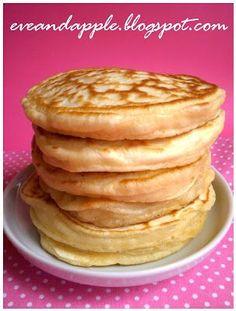 Eve and Apple: Nigella amerikai palacsintája Nigella, Baking Tips, Creative Cakes, Sweet Life, Diy Food, Crepes, Cake Recipes, Pancakes, Recipies