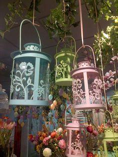 Lanterne colorate