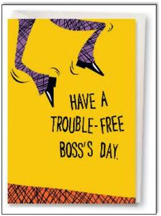 national boss's day - Google Search