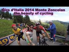GoPro HD: Giro D'Italia 2014 | Stage 20 | Maniago - Monte Zoncolan | Winner : Rogers - YouTube