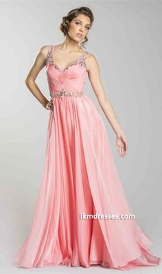 2015 V Neck Beaded Tulle And Waistline Long Dress Pick Up Shirred Chiffon Skirt http://www.ikmdresses.com/2014-V-Neck-Beaded-Tulle-And-Waistline-Long-Dress-Pick-Up-Shirred-Chiffon-Skirt-p85324