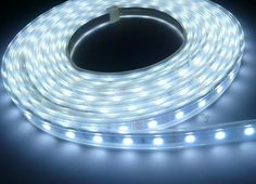 LED Flexible Strip with Waterproof Volt Clear White Led Light Strips, Led Strip, Led Flexible Strip, Garden Whimsy, 12v Led, Strip Lighting, Seasonal Decor, Cool Kitchens, Flexibility