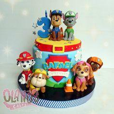 #Birthdaycake #customcake #customcakejakarta #partyfavour #kueulangtahunjakarta #jajanjakarta #delicious #sweettable #fondant3D #caketopper #sugarart #olanoscakes #olanos #jakarta #yummy #amazing #instafood #sweet #cake #olshopcake #jktfoodies #pawpatrol #pawpatrolcake