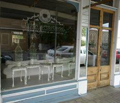 Interesting small shops
