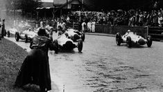 20 captivating photographs of the Silver Arrows in their element. We could barely tear our eyes away from these incredible time-warp photographs when we first discovered them. Shot between the images serve to wind the . Belgian Grand Prix, Italian Grand Prix, Louis Chiron, Spanish Grand Prix, Classic Race Cars, Daimler Benz, Mercedes Benz Models, Monaco Grand Prix, Racing Events