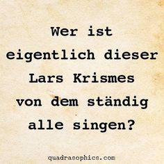 Wer ist Lars Krismes