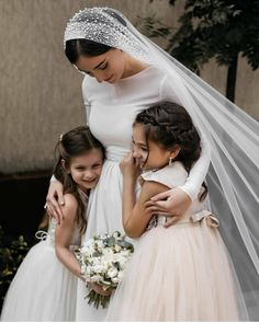 Muslim Wedding Dresses, Dream Wedding Dresses, Bridal Dresses, Wedding Gowns, Flower Girl Dresses, Wedding Dressses, Ball Dresses, Wedding Bells, Bridal Hijab