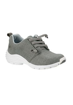 Experience the comfort and style of the Align Velocity lace-up shoes from Nurse Mates! These innovative shoes place the foot in an optimum position for proper alignment, stability, and support. Nursing Clogs, Nursing Wear, Nursing Scrubs, Nursing Tips, Nurse Mates, Dental Life, Nurse Bag, Slip Resistant Shoes, Nurse Life