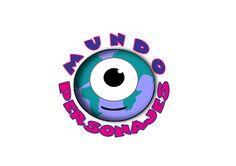 #Logo Mundo Personajes