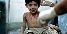 """The last thing a 3-year-old Syrian said before he died: """"I'm gonna tell God everything"""""""