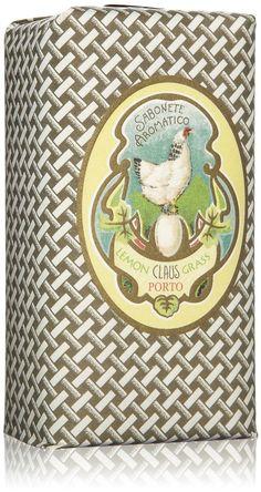 Claus Porto Classico & Fantasia Lemongrass Hand Soap