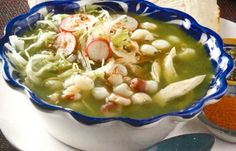 Credit: GDA via AP Images   A classic Mexican soup to share with family and friends.   Yields 6-8 servings  …  Continue reading →