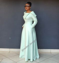 @nedim_designs  Instagram +27829652653 African Print Dresses, African Print Fashion, African Fashion Dresses, African Dress, Fashion Outfits, African Attire, African Wear, Chic Dress, Classy Dress