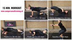 13 Beste Core Stability Oefeningen voor Snel Resultaat