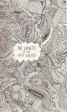 the lunatic is in my head pink floyd