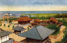 The former Tsingtao Jinja in present Taiwan. 青島神社, 旧中華民国.