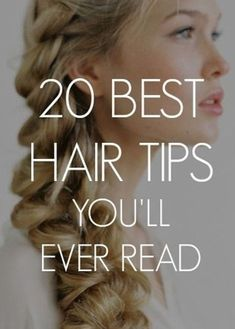 This covers everything you've ever wanted to know about your hair!