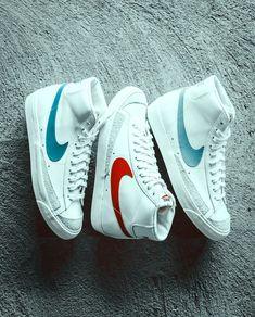Best colorway of this Nike Blazer Mid 77 Pack? Sneaker Outfits, Nike Outfits, Nike Blazers Outfit, Blazer Outfits, Nike Running Outfit, Sneakers Vans, Sneakers Mode, Sneakers Fashion, Fashion Outfits