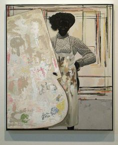 Women in the Act of Painting is an ever-growing collection of fine art images that depict women artists in the act of creating their artwork.