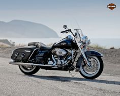 Harley Davidson road king classic BS