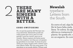 Newslab Family ~ Slab Serif Fonts on Creative Market