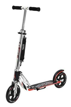 Hudora Big Wheel RX 205 City Scooter Kinder Roller Cityroller schwarz rot 14724 Hudora Big Wheel R. City Scooter, Best Scooter, Lowrider, Weight Benches, Big Wheel, Kids Ride On, Rebounding, No Equipment Workout, Fitness Equipment