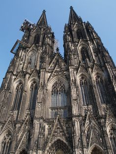 Gothic Architecture Cathedrals | Simply green buildings: Cologne : in pictures