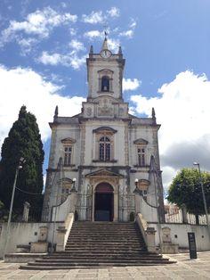 Igreja Matriz da Lousã - Portugal