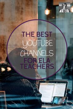 Looking for great classroom video resources? This post shares top youtube channels for the ELA classroom, with a description of each channel and an example video to get you ready to roll.